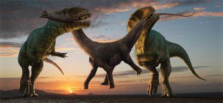 dinosaur art illustration