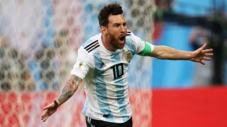Russia 2018 Can Still Be Messi S World Cup Maradona Fourfourtwo