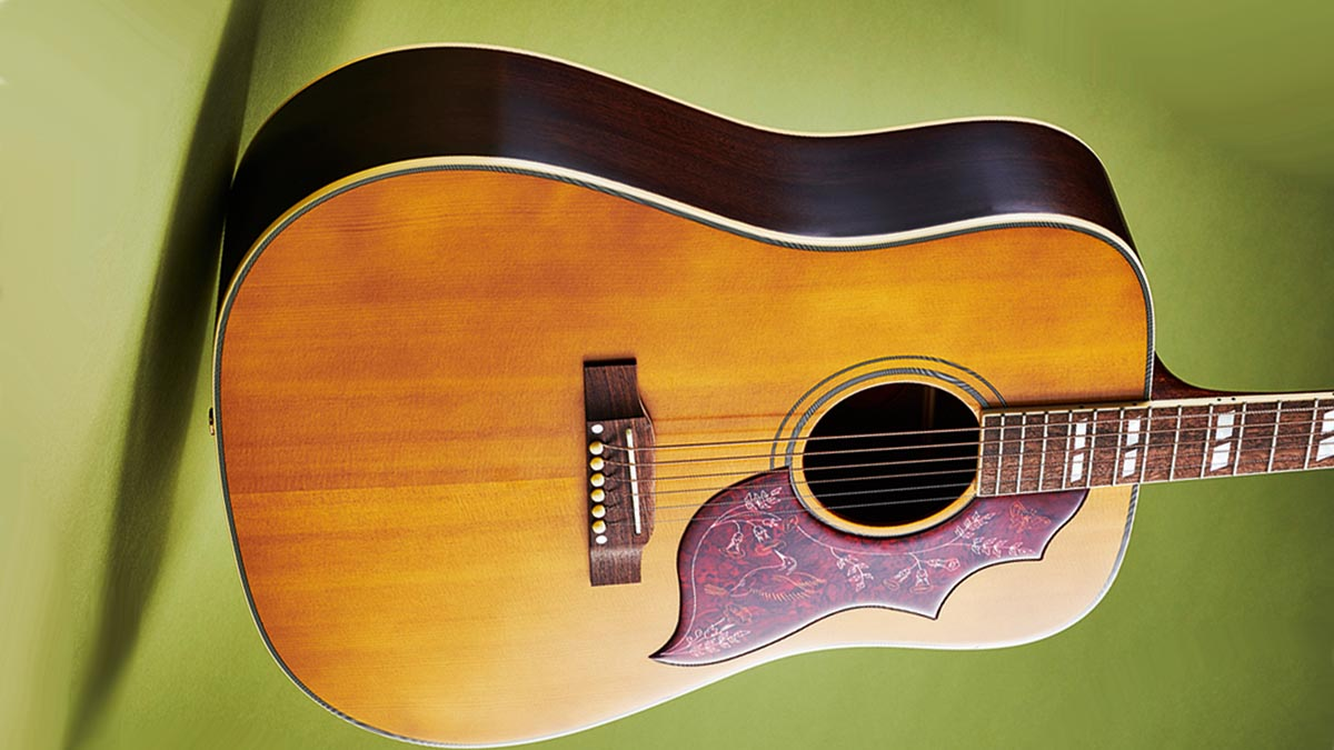 Epiphone Inspired By Gibson Hummingbird review