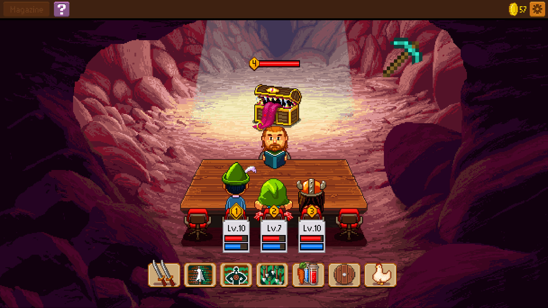 knights of pen and paper 2 free
