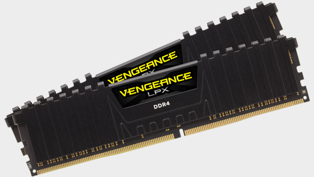 Corsair launched the world's first DDR4-4866 RAM kit and it costs $859 | PC Gamer