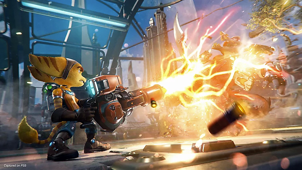 Ratchet and Clank –Rift Apart