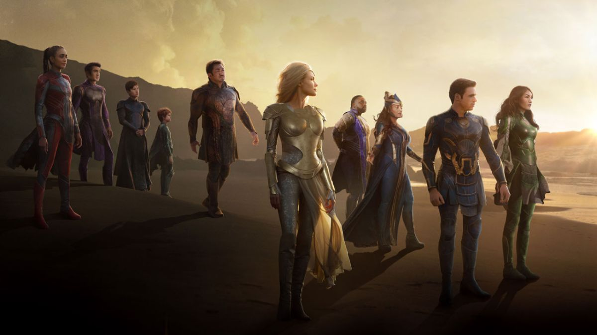Marvel's Eternals Has Screened, See What People Are Saying About Angelina Jolie's MCU Debut
