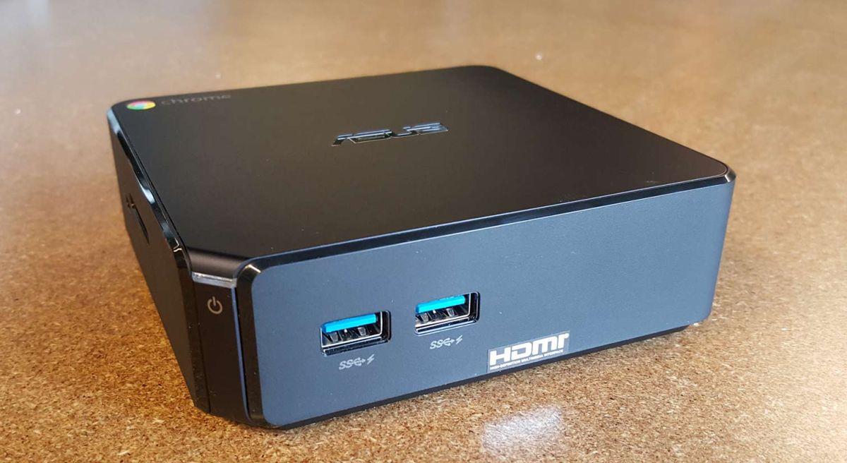 Asus Chromebox Review: Chrome OS Goes Desktop | Tom's Guide
