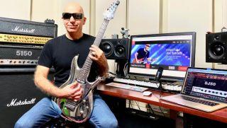 Joe Satriani IK Multimedia