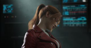 Resident Evil: Infinite Darkness Claire Redfield