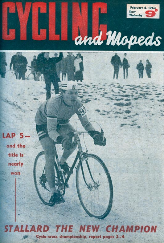 Cycling & Moped February 6 1963 cover