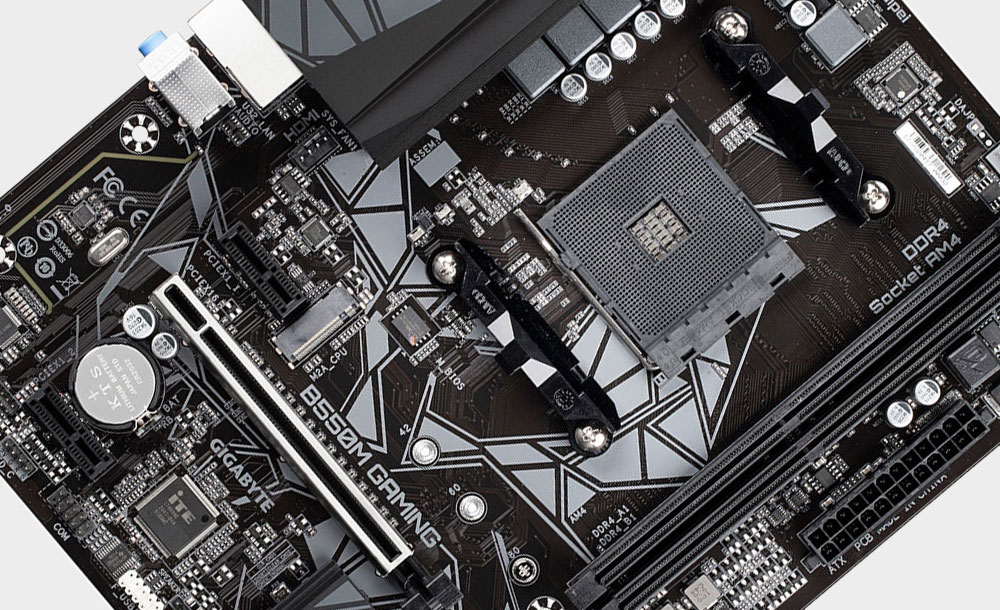 Affordable Amd B550 Motherboards Are Still Mostly Mia But They Re Coming Pc Gamer