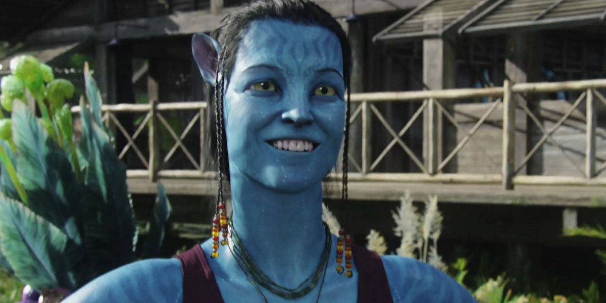 Sigourney Weaver as Dr. Grace Augustine in Avatar (2009)