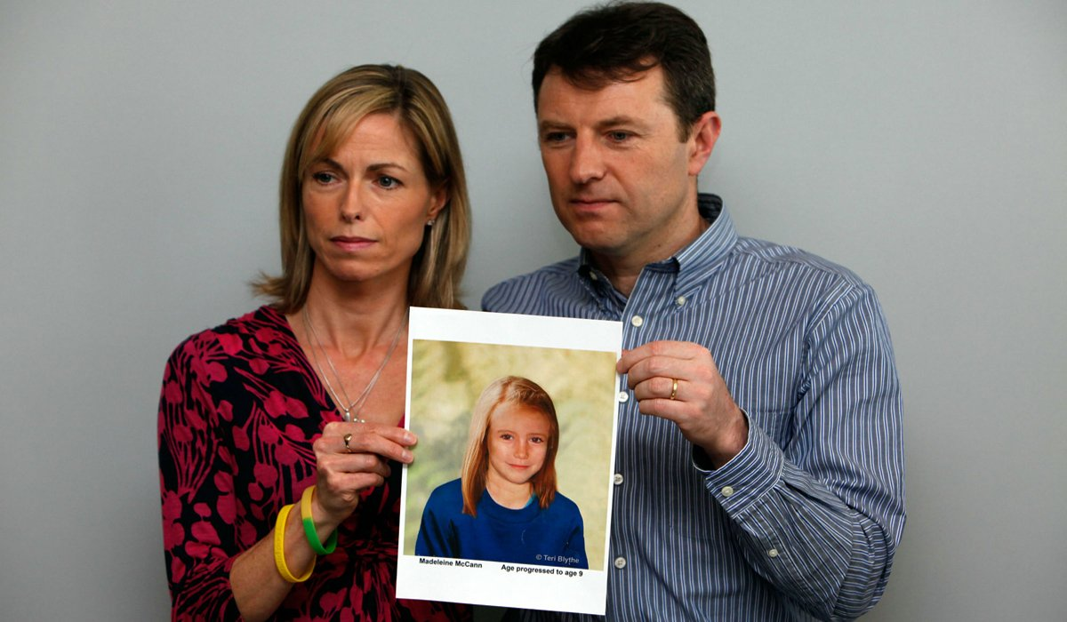 The Disappearance of Madeleine McCann Netflix documentary series