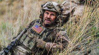 "David Boreanaz as Jason Hayes in ""SEAL Team."""