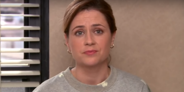 The Office Pam Beesley Jenna Fischer NBC