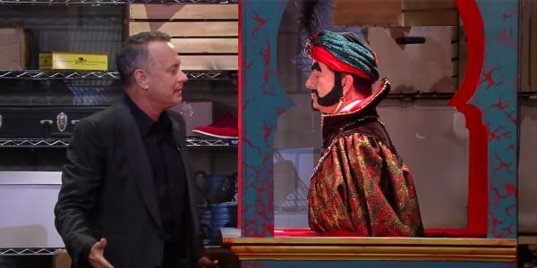 Tom Hanks Has One More Wish For Zoltar In This Amusing Big Spoof