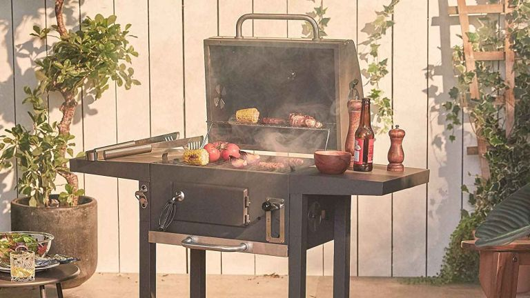 VonHaus Compact Charcoal Barbecue