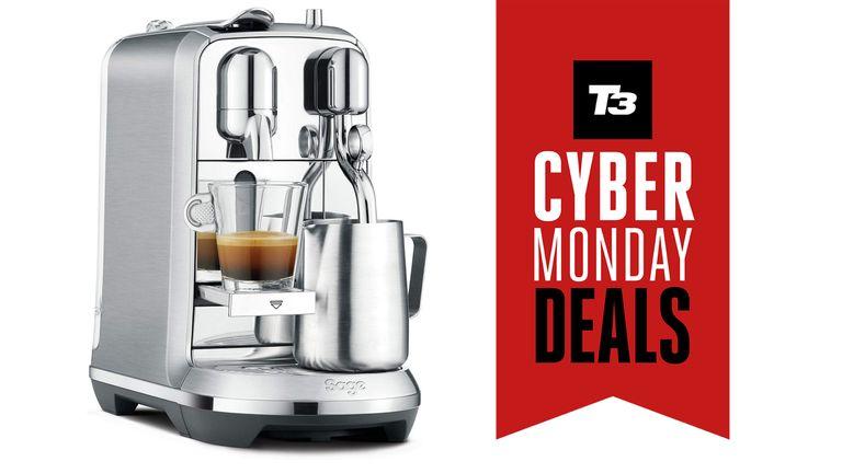 Nespresso Coffee Machine deals Cyber Monday