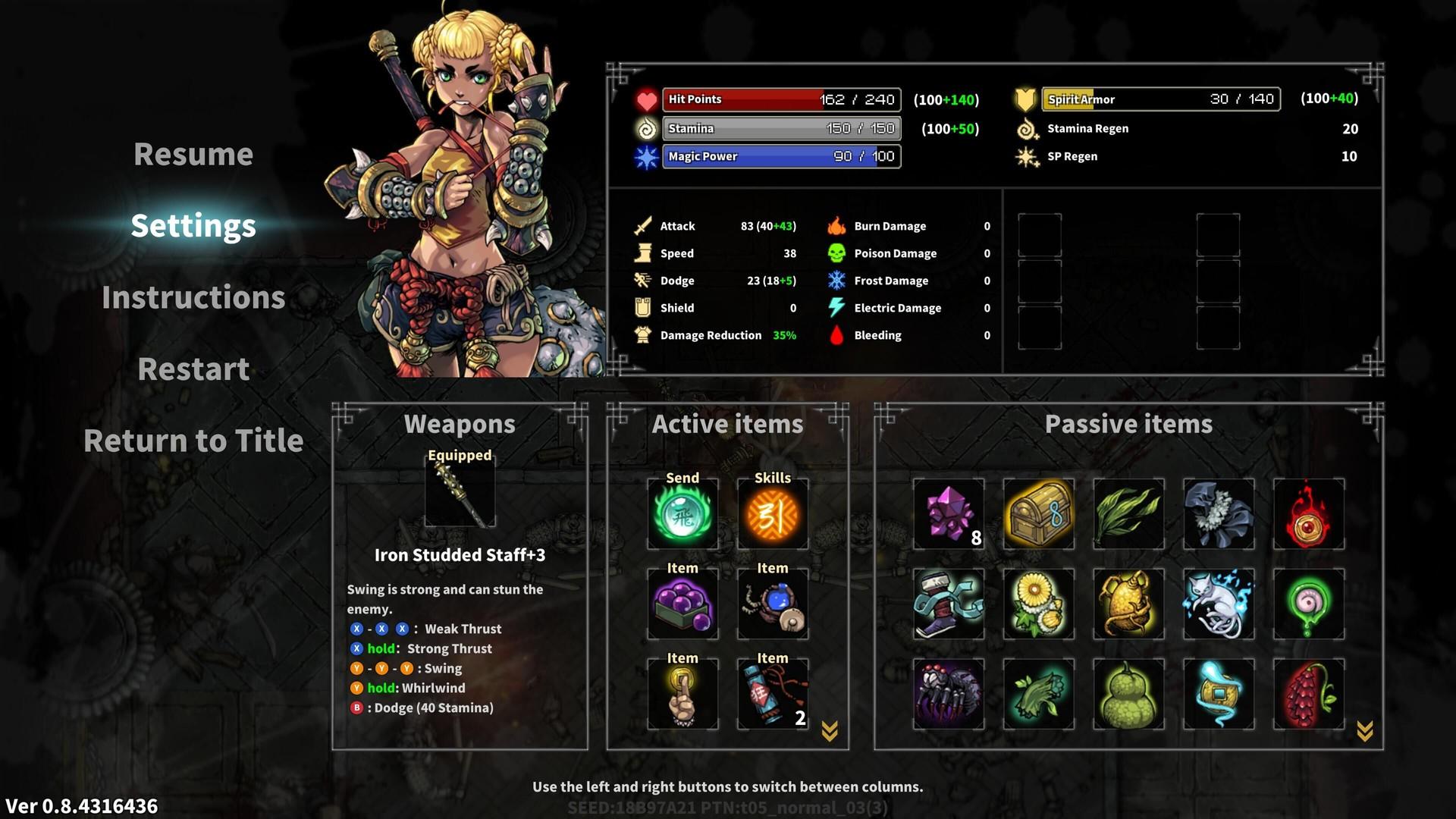 Devil Slayer Raksasi characters in combat