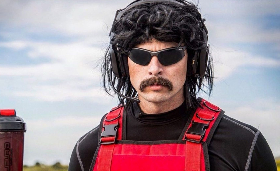 Dr DisRespect on mobile gaming