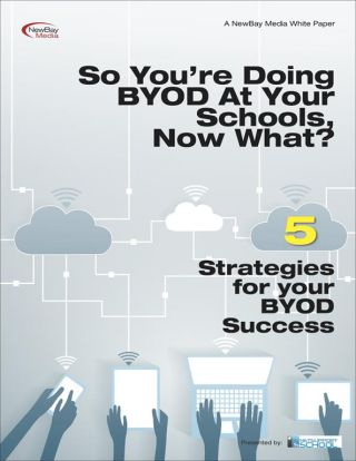 5 Strategies for your BYOD Success