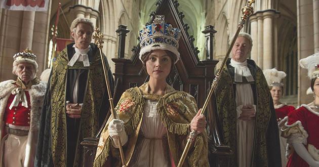 Queen Victoria-Jenna Coleman