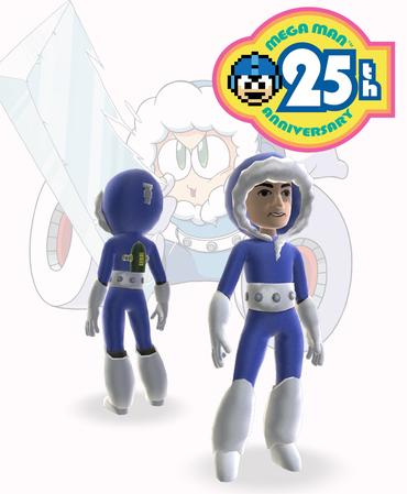 Mega Man Xbox Live Avatar Gear Now On Sale #24975