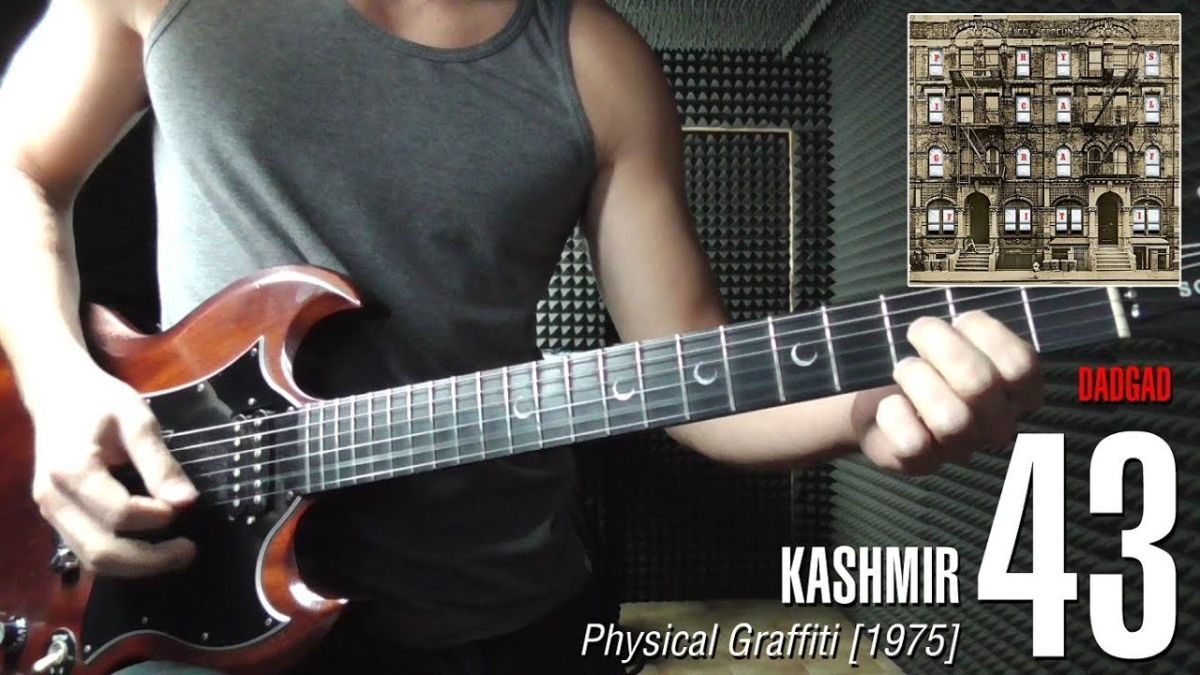 Man plays 50 Led Zeppelin riffs in a row, sets internet on fire