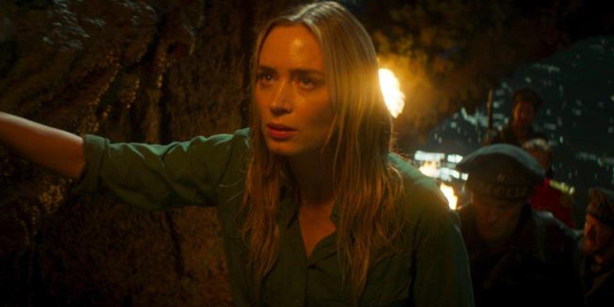 Emily Blunt in Jungle Cruise
