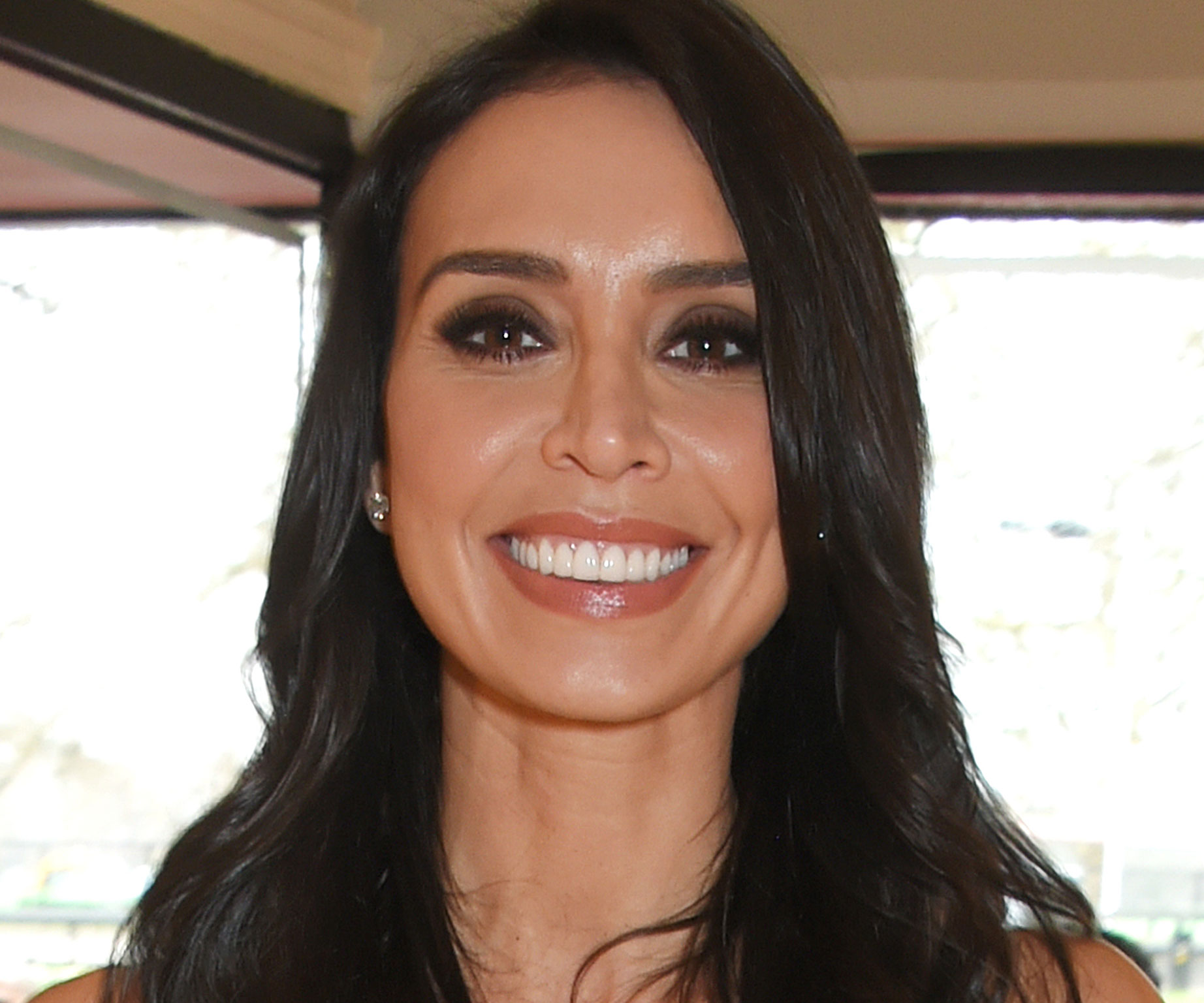 Christine Lampard Nails This Year S Biggest Fashion Trend With All Red Outfit Woman Home