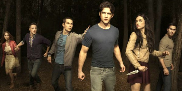 Teen Wolf Cast MTV