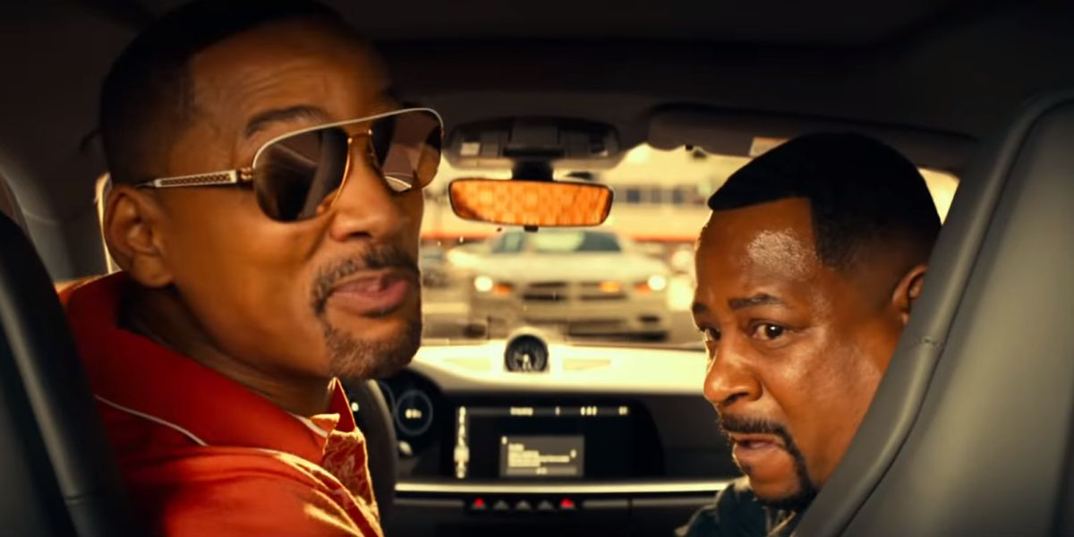 Mike Lowrey Hilariously Explain He's Not A Dad While Holding Baby In Bad Boys For Life Deleted Scene