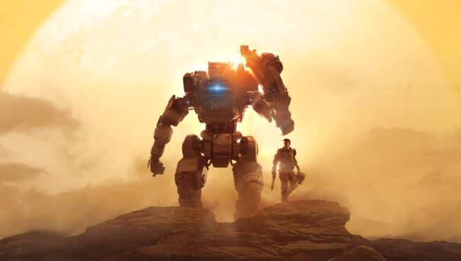 Game Perang Offline PC Titanfall 2