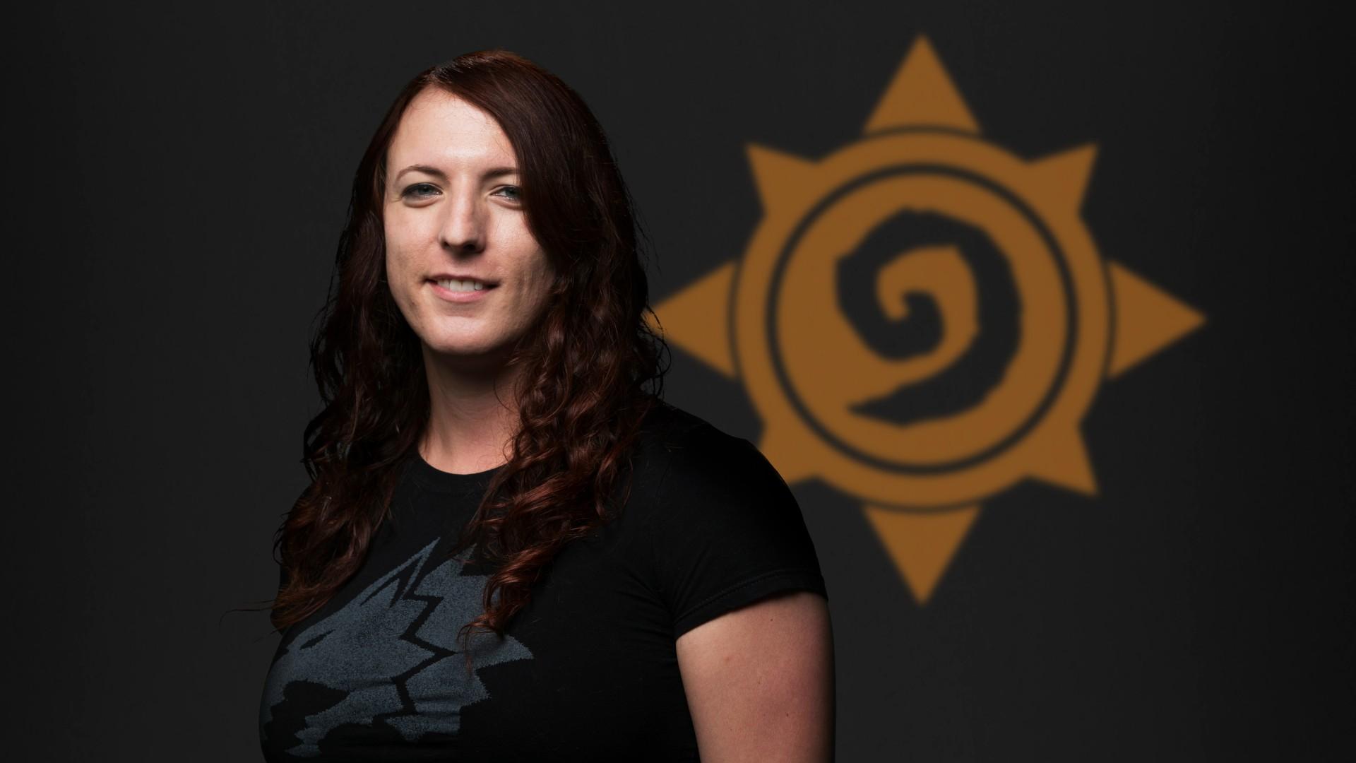 Liv Breeden, senior game designer, Initial Design team