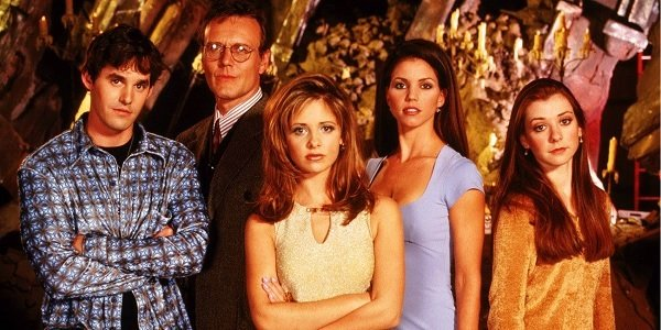 Buffy The Vampire Slayer Revival Sarah Michelle Gellar Joss Whedon James Marsters Alyson Hannigan