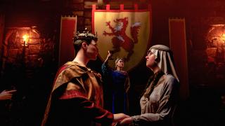Crusader Kings 3: Royal Court art