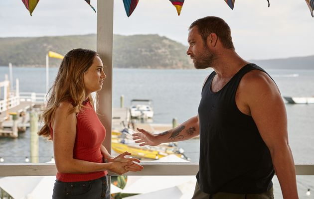Home and Away, Tori Morgan and Robbo