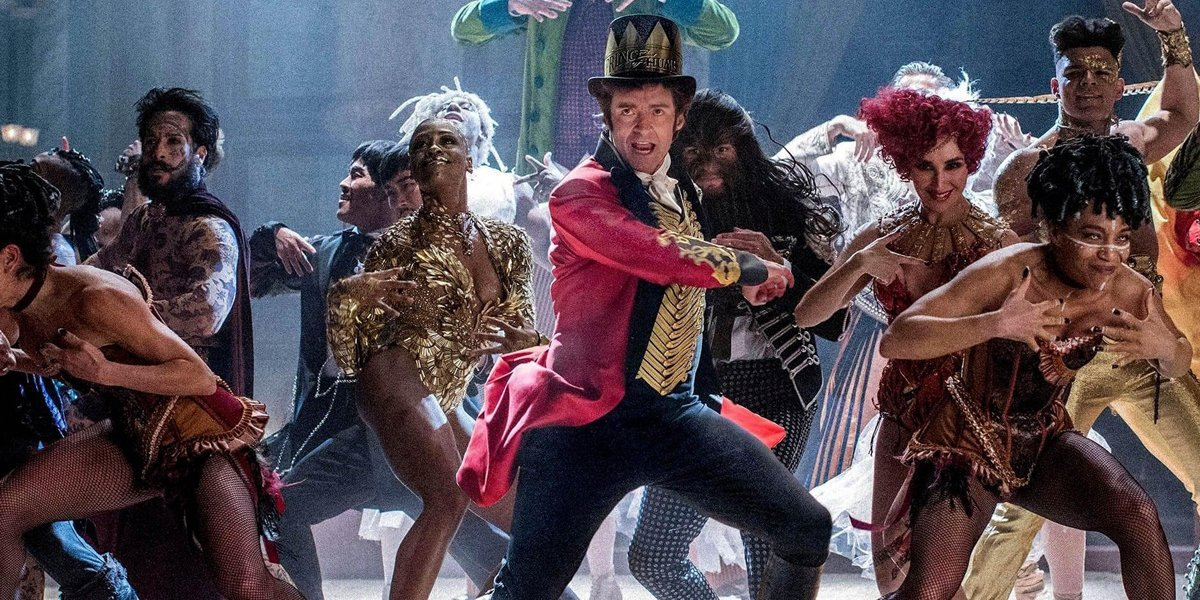 The Greatest Showman: Every Song From The Soundtrack, Ranked