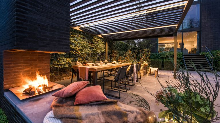patio ideas to cosy up your space