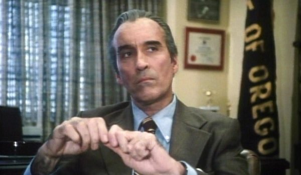 Christopher Lee in Captain America 2: Death Too Soon