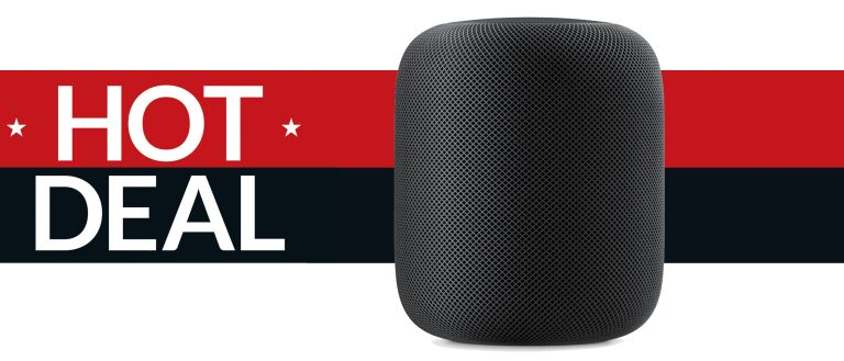Apple HomePod deal