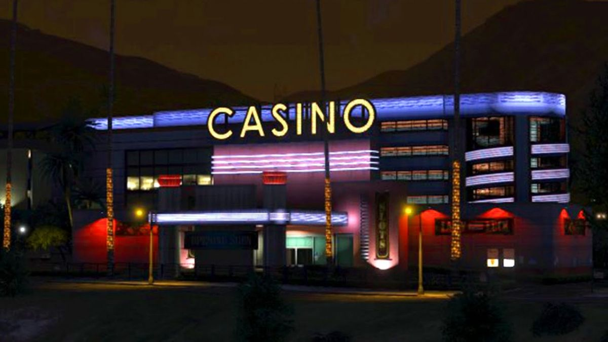 Rockstar teases the grand opening of the GTA Online casino in Vinewood