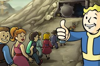 Bethesda claims the Westworld mobile game is basically a clone of Fallout Shelter, and even uses the same code.