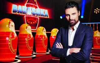 Babushka host Rylan Clark-Neal