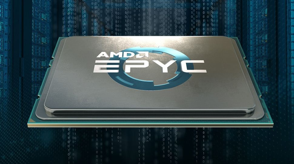 Early 64 Core Amd Epyc Milan Silicon Shows Decent Frequency Potential Techradar