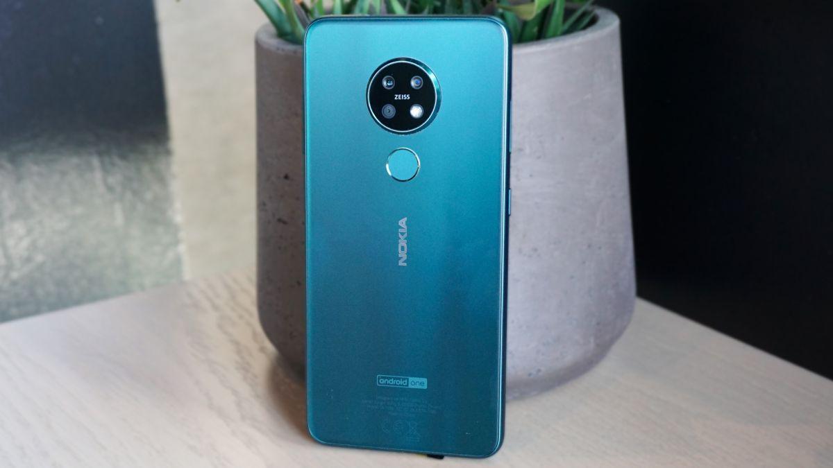 Hands on: Nokia 7 2 review   TechRadar