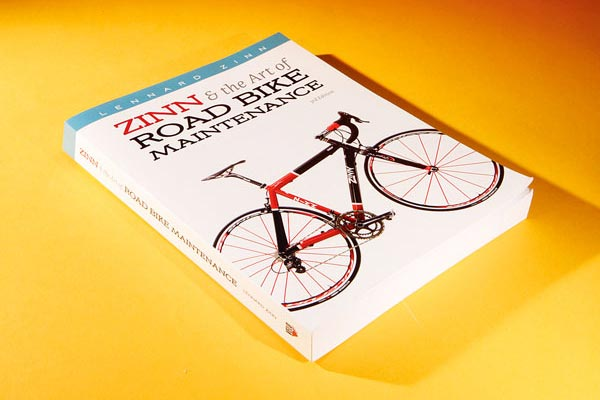 Zinn, bicycle maintenance books