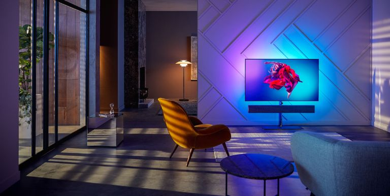 best tv: Philip OLED984