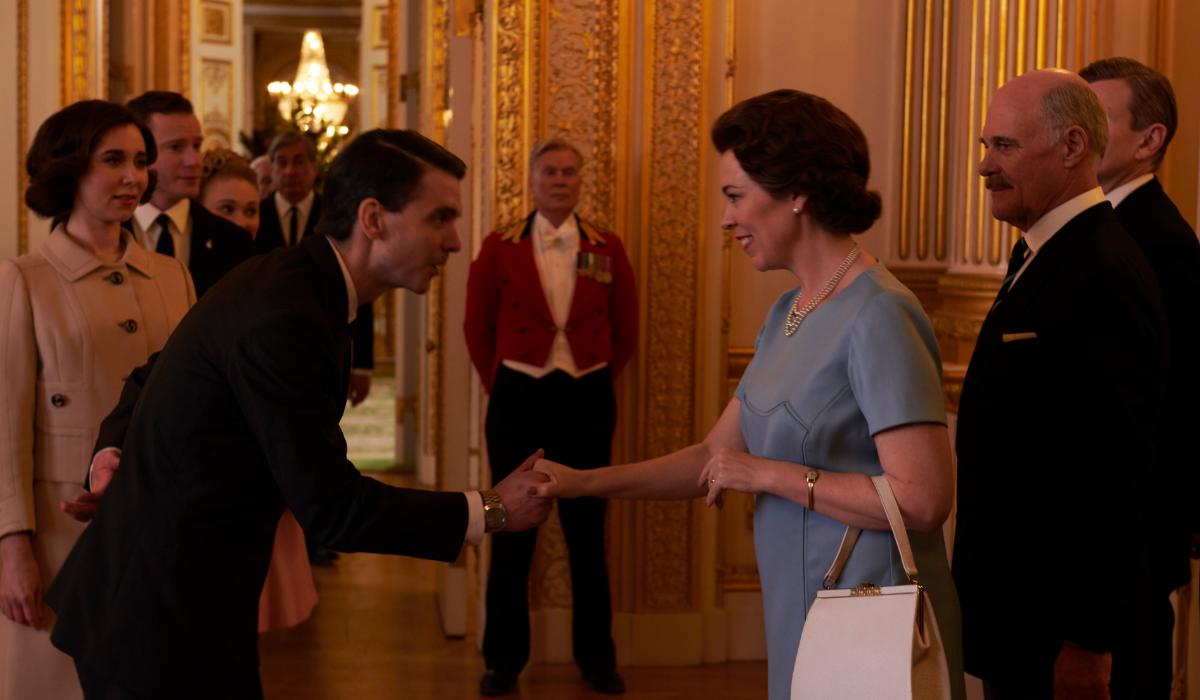 The Crown Olivia Colman Queen Elizabeth II Netflix