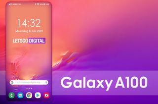 Samsung Galaxy A100 Concept