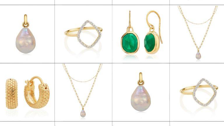 Monica Vinader jewellery selection