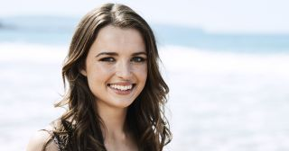 Evelyn McGuire in Home and Away