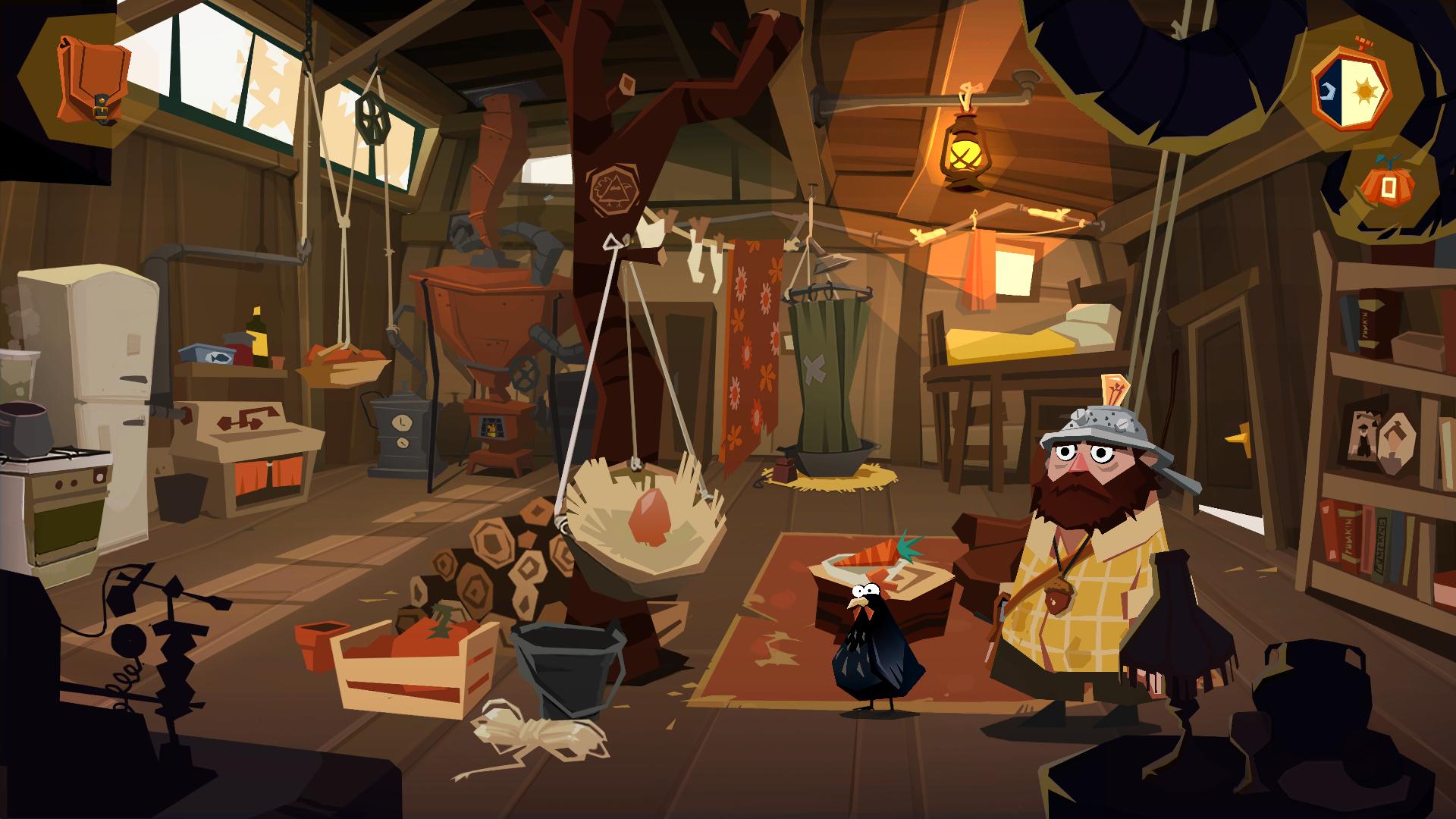 Enjoy a gorgeous, free adventure game in Edgar—Bokbok in Boulzac
